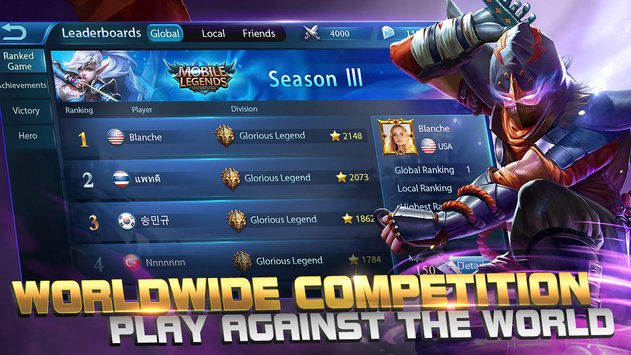 Mobile legends bang bang apk filecharge download free software mobile legends 2017s brand new mobile esports masterpiece shatter your opponents with the touch of your finger and claim the crown of strongest ccuart Images
