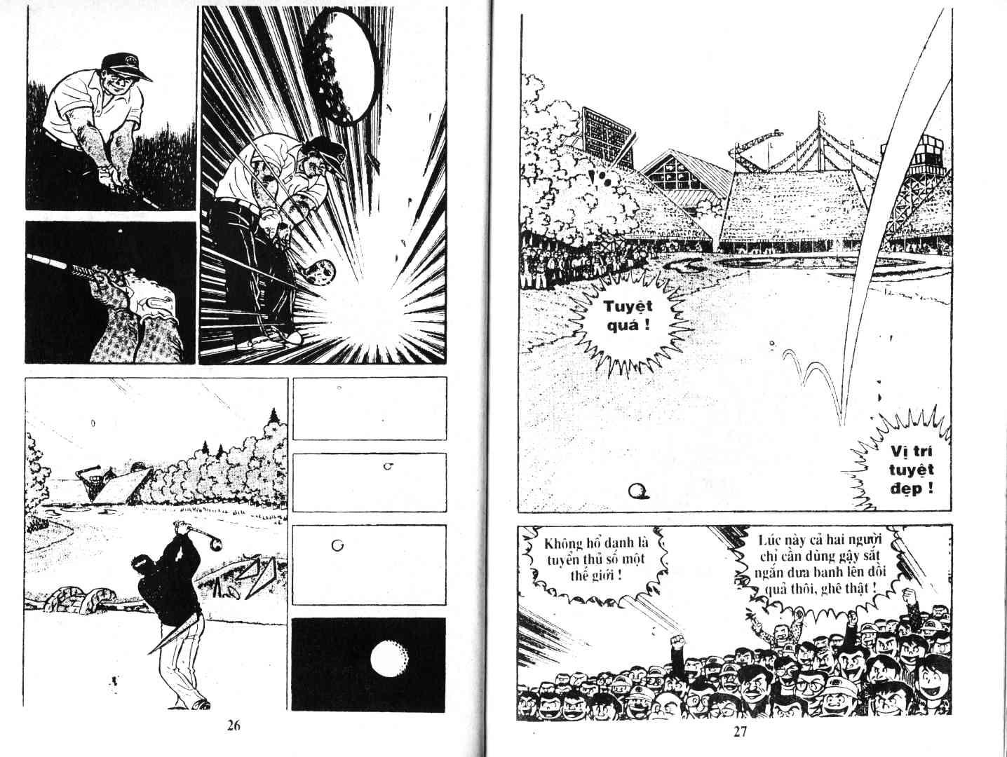 Ashita Tenki ni Naare chapter 48 trang 12