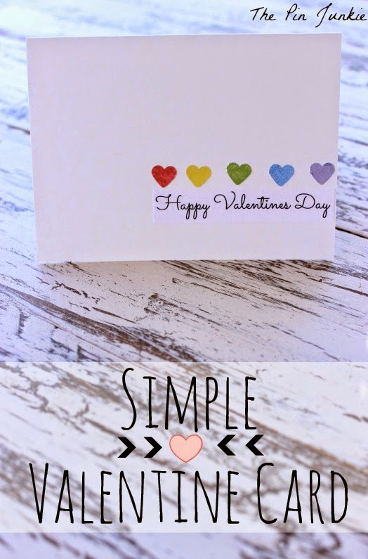 Simple Valentine Card