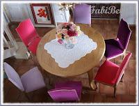 DIY relooking des chaises régence