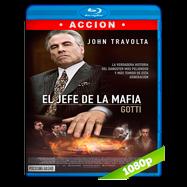 El jefe de la mafia: Gotti (2018) BRRip 1080p Audio Dual Latino-Ingles
