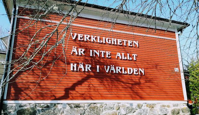 Ota yhteys Visit Vaasaan kun haluat vierailla Strömsössä