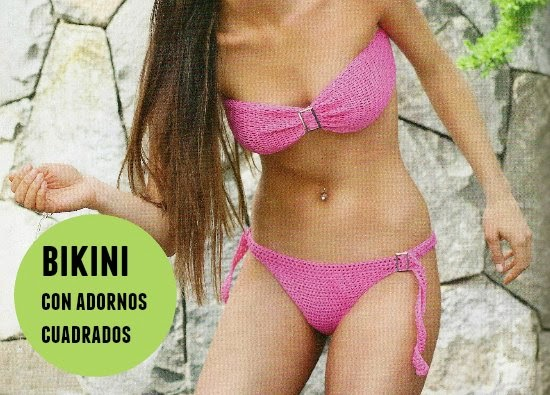 bikini,patron,crochet