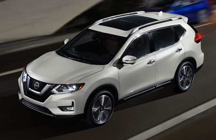 2017 Nissan Rogue Awd Review Car And Driver Review
