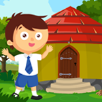 Games4King Cute School Boy Rescue Walkthrough