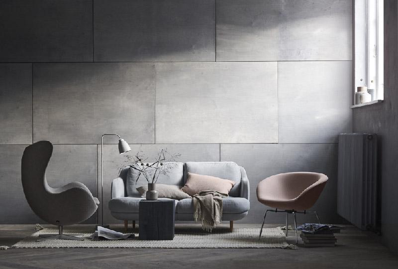 poltrona POT di Arne Jacobsen