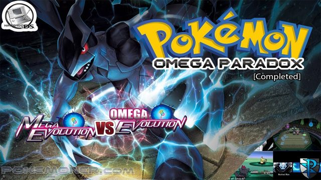 Pokemon Omega Paradox (Hack) NDS ROM - Moontree, Seputar