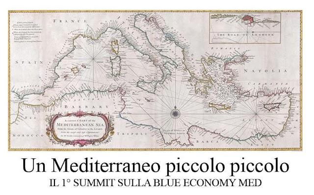 Nel Mediterraneo, lo sviluppo della Blue Economy