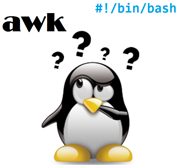 Linux Awk Print First Letter In Im