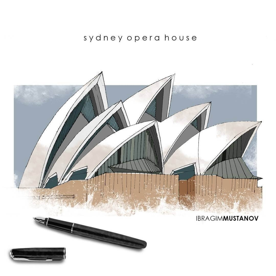 08-Sydney-Opera-House-Ibragim-Mustanov-Traditional-and-Modern-Architecture-plus-Video-www-designstack-co