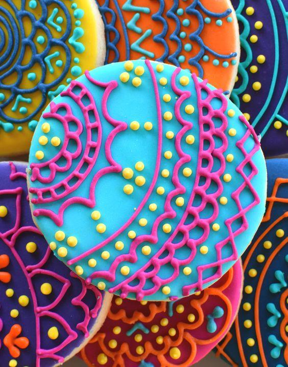 kurabiye süsleme çeşitleri