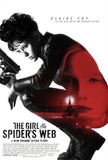 The Girl In The Spider'S Web (2018) Webdl