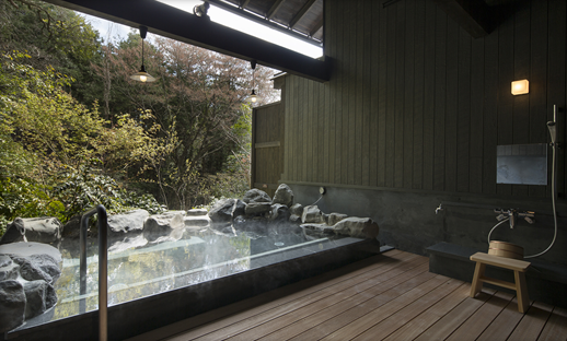 Private Onsen In Room Hakone