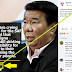 SPOTTED: News5 spreads fake news, posted Drilon instead of Gordon