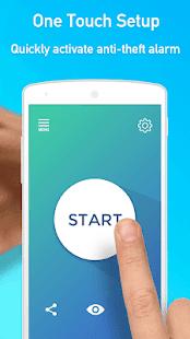 تطبيق Anti Theft Alarm  النسخة المدفوعة لمنع سرقة هاتفك