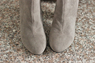 Fashion: Justfab - Stiefeletten / Sock Boots / Party Pumps - www.annitschkasblog.de