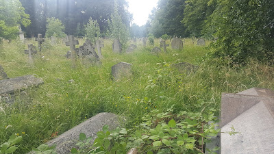 Kensal Green Cemetery in North West London
