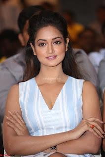 Shanvi Looks super cute in Small Mini Dress at IIFA Utsavam Awards press meet 27th March 2017 67.JPG