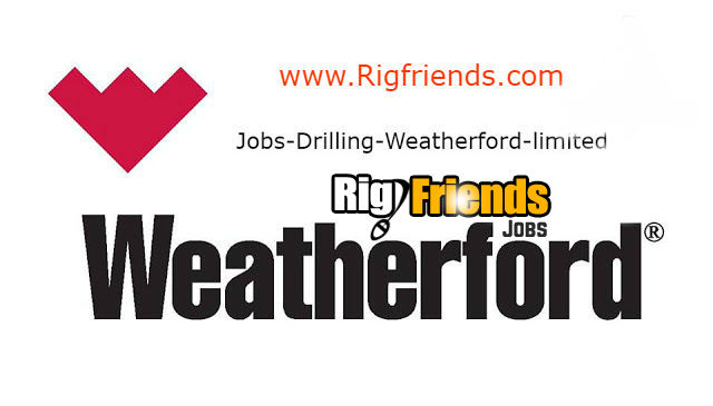 Weatherford Hiring For Multiple New Vacancies