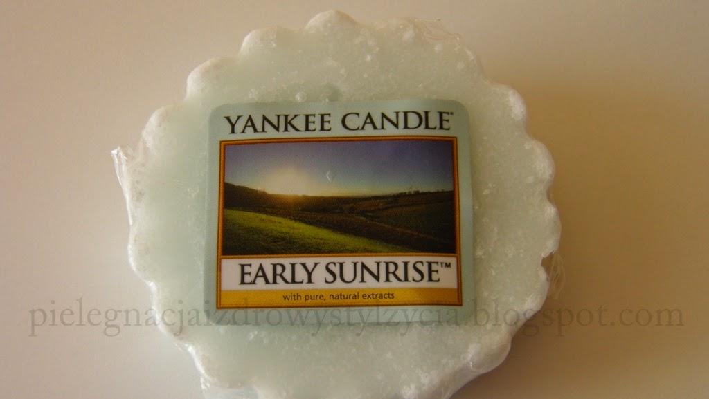 Yankee Candle: Early Sunrise i Wild Passion Fruit