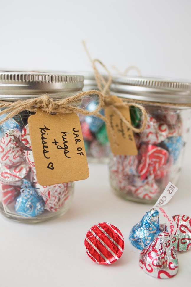 DIY, mason jars, christmas craft gift, affordable christmas gift, holiday gift