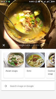 hasil pencarian nama benda dengan google photos dan lens