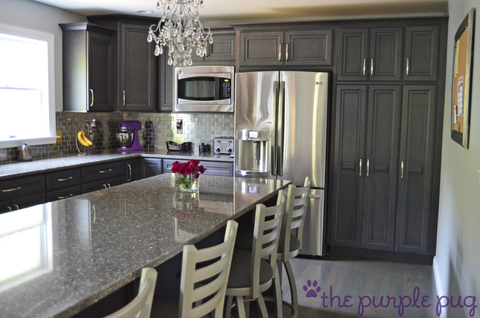 The Purple Pug August 2012