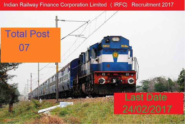 07-assistant-manager-indian-railway-Indian-Railway-Finance-Corporation-Limited-Recruitment-2017