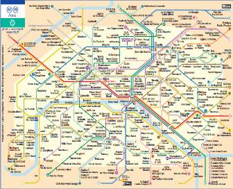 Parisi Metro Parisi Ta3idiwtikos Odhgos Plhrofories