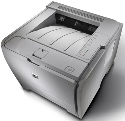 HP LaserJet P2035N Printer Driver Download