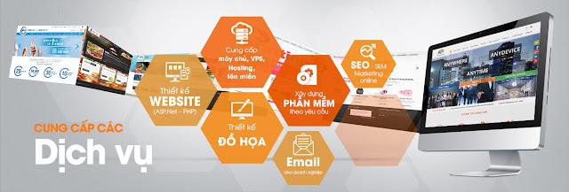 Công ty thiết kế website chuyên nghiệp uy tín tại Hà Nội