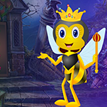 Games4King - Occult Bee Escape