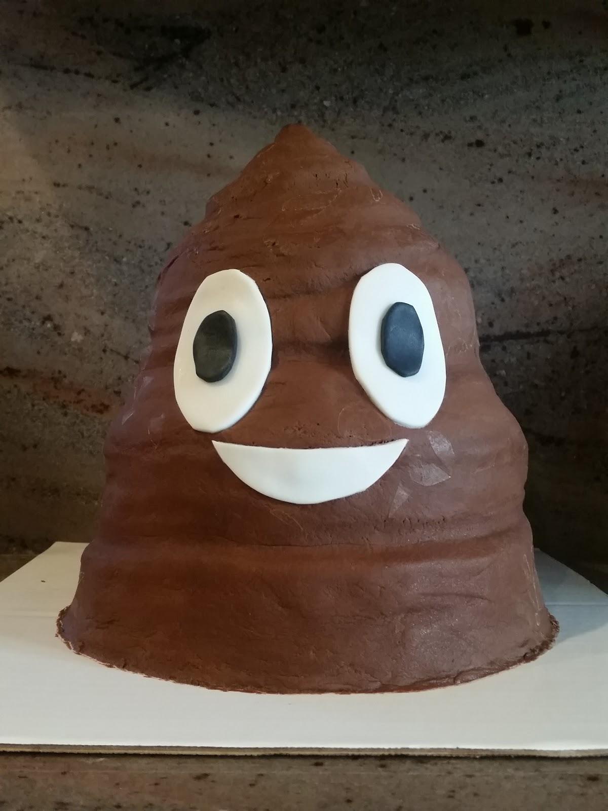 Randi's Random Rantings: Poop Cake!