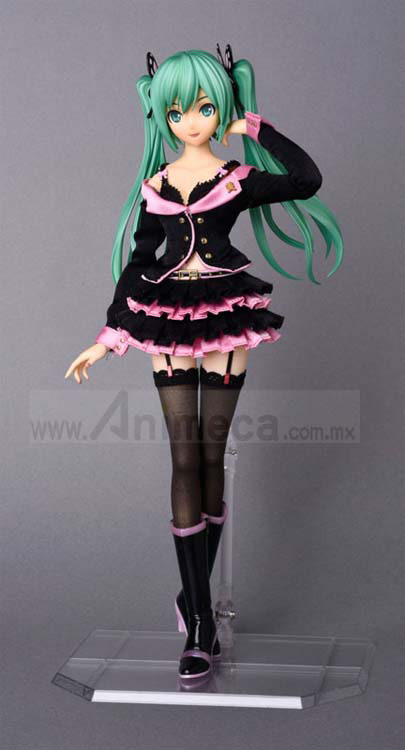HATSUNE MIKU Honey Whip Deluxe Ver. REAL ACTION HEROES No.725 Project DIVA f Medicom Toy