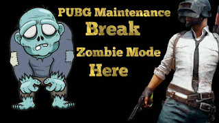 PUBG Mobile Zombie Mode is Finally Here| Server down temporary