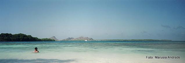 Ilha de Madrisquí, Los Roques, Venezuela