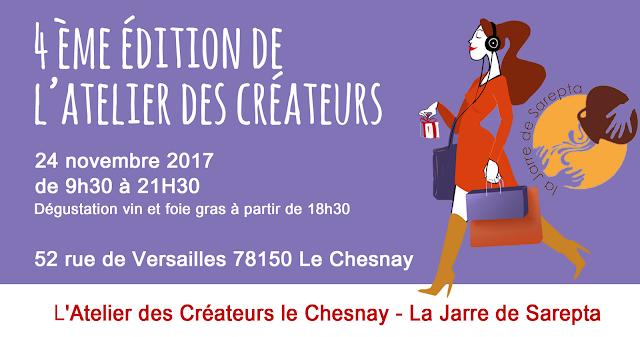 Atelier des Créateurs - Le Chesnay