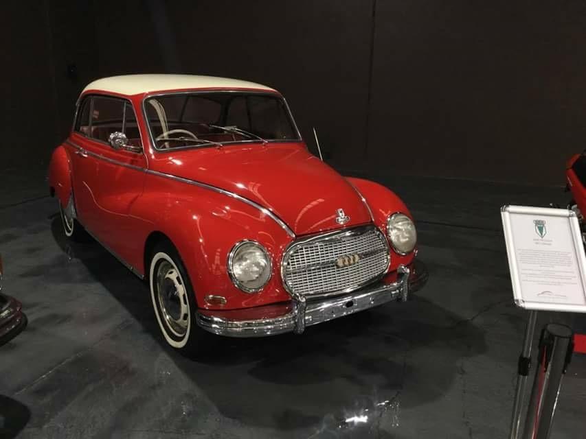 Auto-Union Project: Surviving Auto-Union Cars in Australia