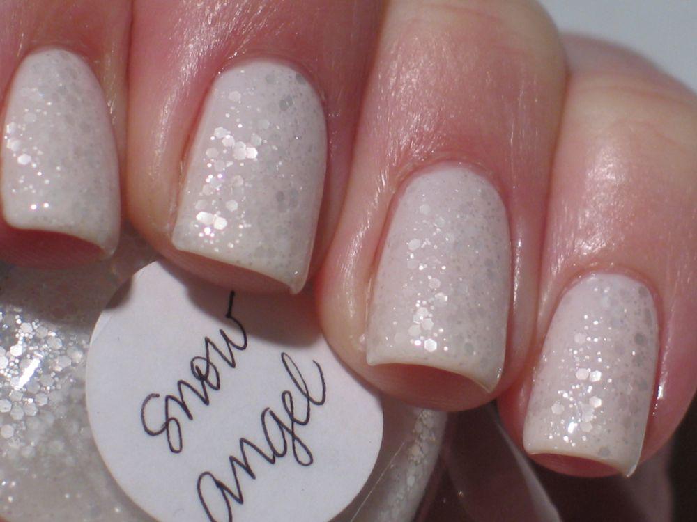 Lacquerish: Snow Angel (Lynnderella Franken!) VERY PIC HEAVY