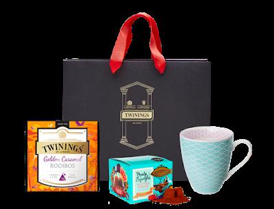twinings tea gift