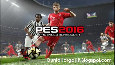 BBM Mod Terbaru & Download Game Gratis: Game PES 2016 Patch Update ISO PES Army16