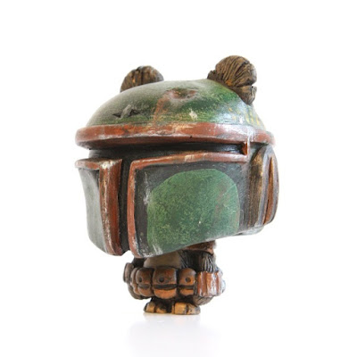 BobaGeeK Ewok Star Wars Resin Figure by UME Toys