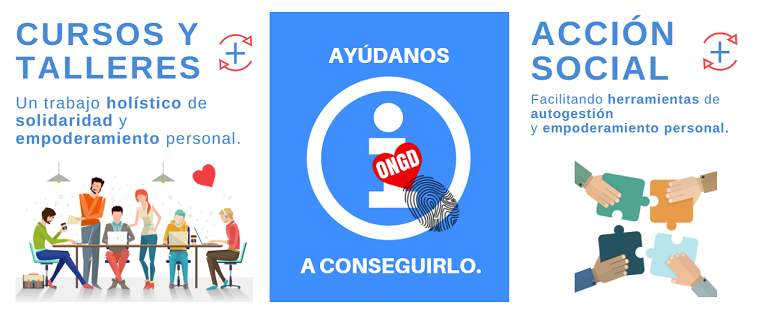 ONGD Associació deixalatevaempremta.org nuestra misión.