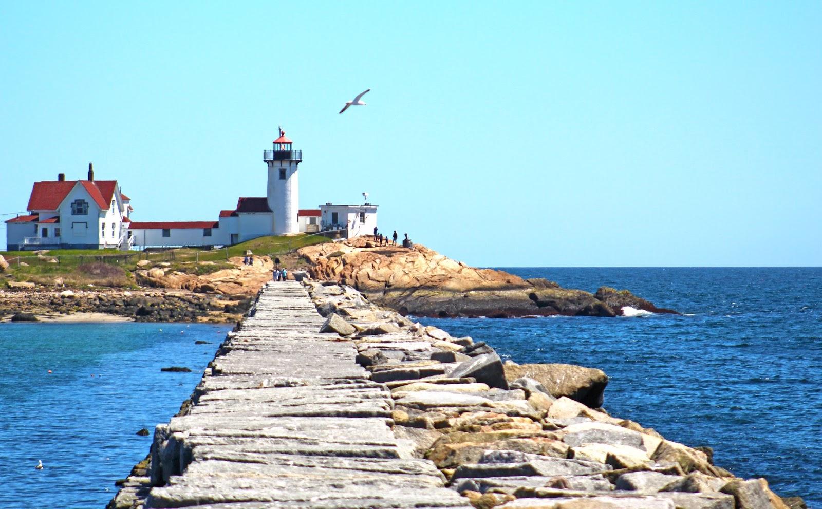 cape ann eastern point lighthouse go inside