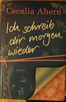 das Cover zeigt ein Tagebuch, der Schriftzug darauf in Schreibschrift