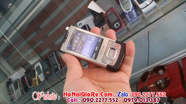 www.123nhanh.com: nokia 6500 slide giao hàng toàn quốc .....
