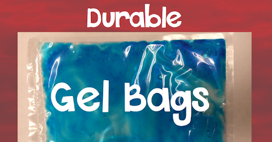 How to Make & Use Gel Bags