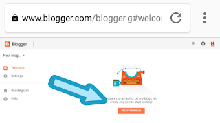 who to create a blog in Assamese