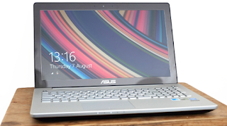ASUS N550JK Laptop Full Drivers & Software For Windows 10 And Windows 8.1