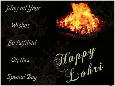 Happy Lohri Quotes Sms For 2021